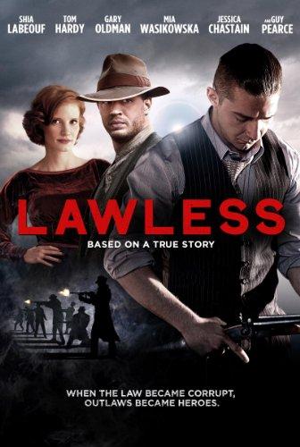 Lawless DVD
