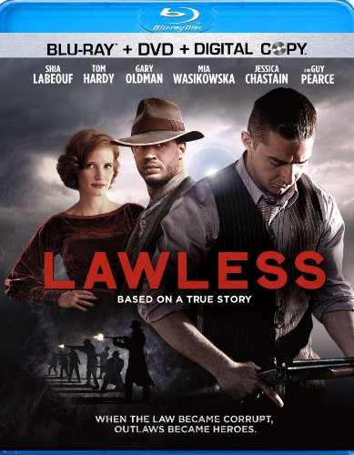 Lawless [Blu-ray/DVD/Digital Copy] DVD
