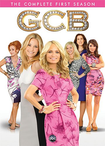 GCB: The Complete First Season DVD