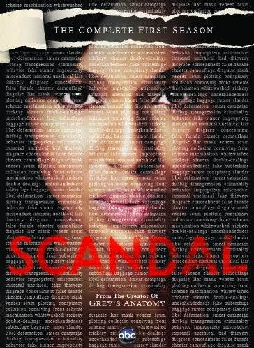A Woman Scorned part of Scandal Season 2