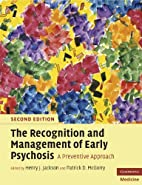 The Recognition and Management of Early…