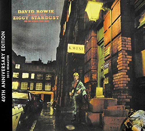 Rise & Fall of Ziggy Stardust [Original Recording Remastered]