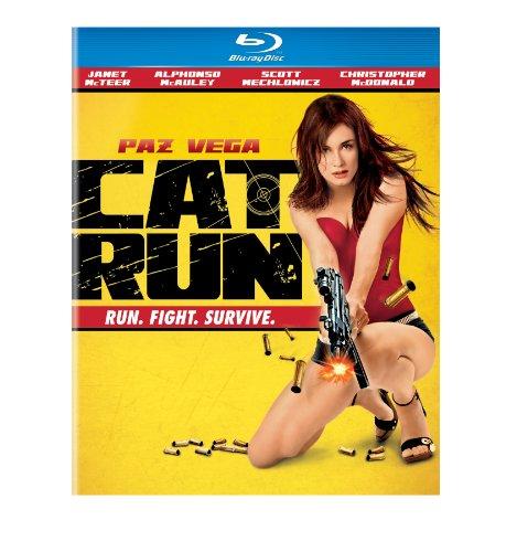 Cat Run [Blu-ray] DVD