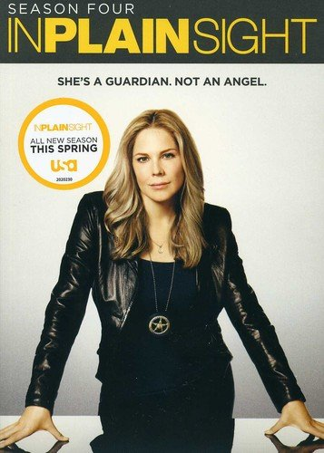 In Plain Sight: Season Four DVD