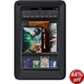 Protective Childproof Outdoor Kindle Cover by Otterbox for Kindle Fire, Black  [will only fit Kindle Fire (2nd Generation)]