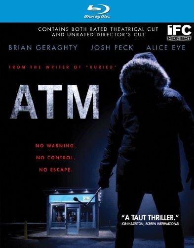 ATM [Blu-ray] DVD