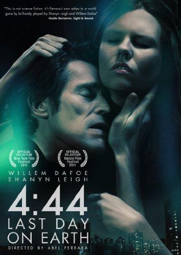 4:44 Last Days on Earth DVD