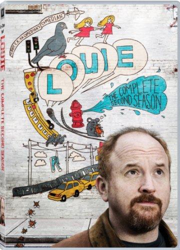 Louie: Season 2 DVD