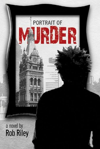 Book Cover - Portrait Of Murder