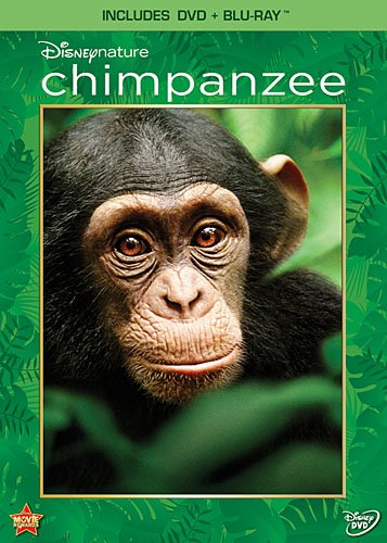 Disneynature Chimpanzee  DVD