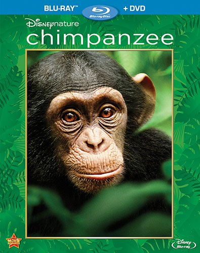 Disneynature: Chimpanzee  DVD