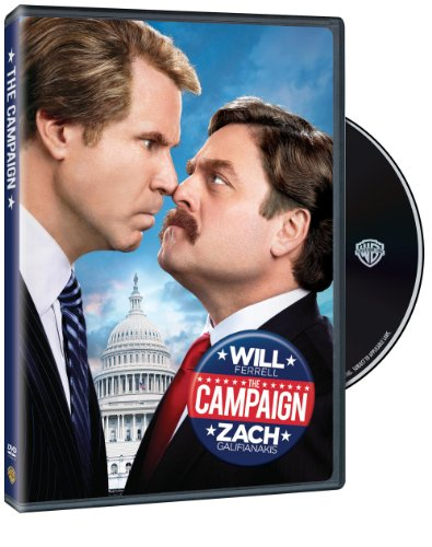 The Campaign DVD