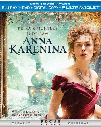 Anna Karenina [Blu-ray] DVD