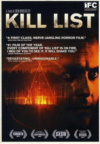 Kill List DVD