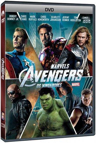 Marvel's The Avengers DVD