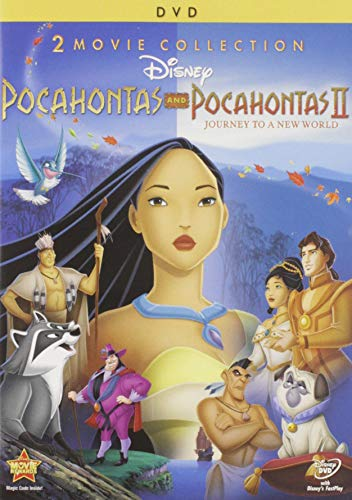 Get Pocahontas On Video