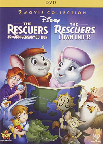 Get The Rescuers On Video