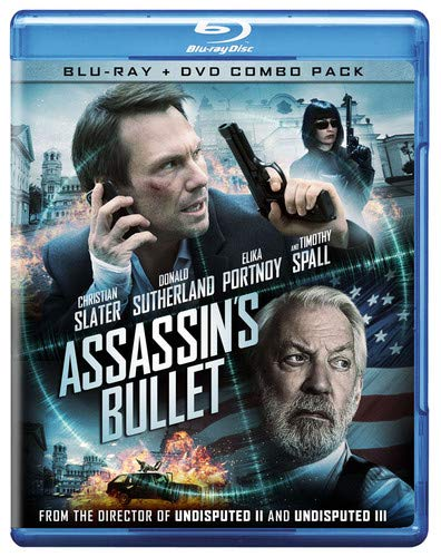 Assassin's Bullet SD//BD Combo DVD