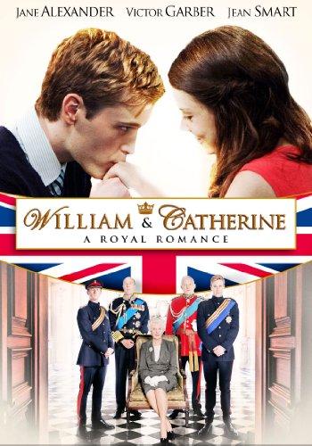 William & Catherine: A Royal Romance DVD