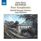 Dussek: Four Symphonies by Franz Xaver…