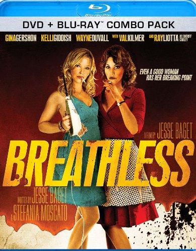 Breathless [Blu-ray] DVD