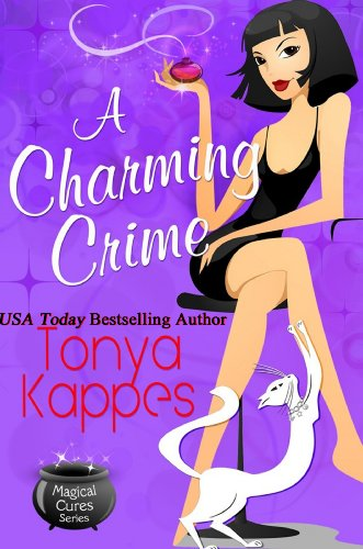Book Cover - A Charming Crime