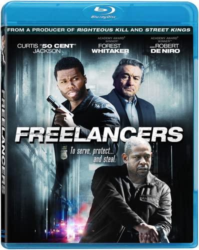 Freelancers [Blu-ray] DVD
