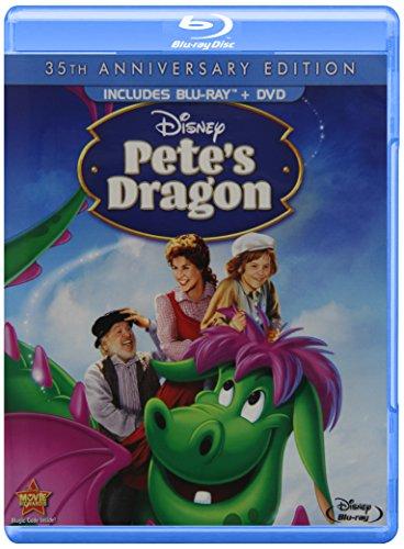 Get Pete's Dragon On Blu-Ray
