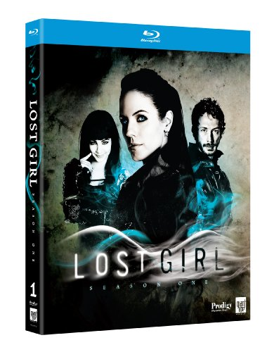 Lost Girl: Season One: Blu-ray DVD