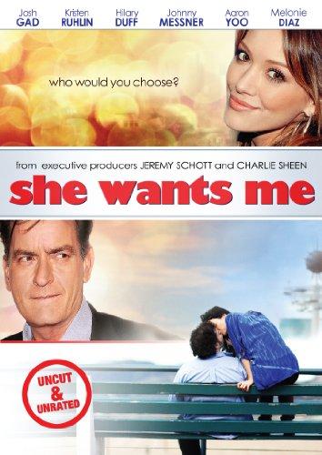 She Wants Me DVD