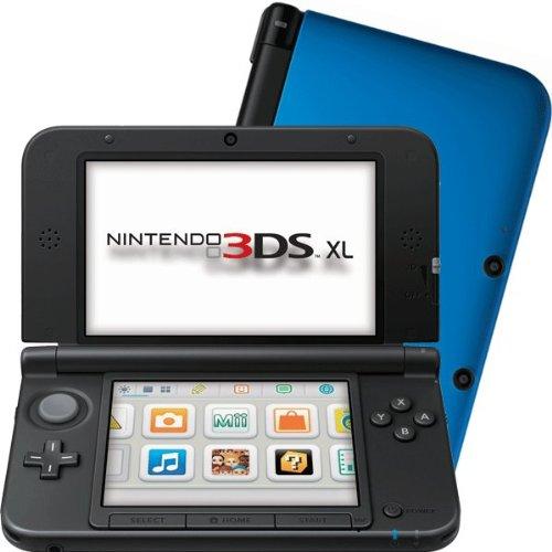 Nintendo 3DS XL - Konsole, blau/schwarz: Amazon.de: Games