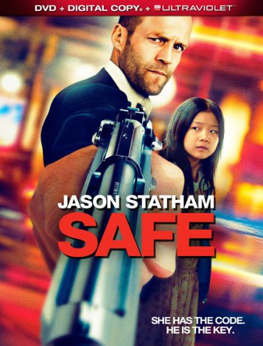 Safe [DVD + Digital Copy] DVD