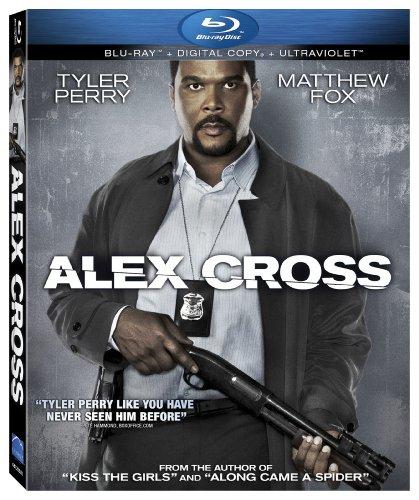 Alex Cross [Blu-ray + Digital Copy + UltraViolet] DVD