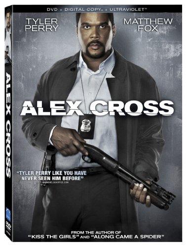 Alex Cross [DVD + Digital Copy + UltraViolet] DVD