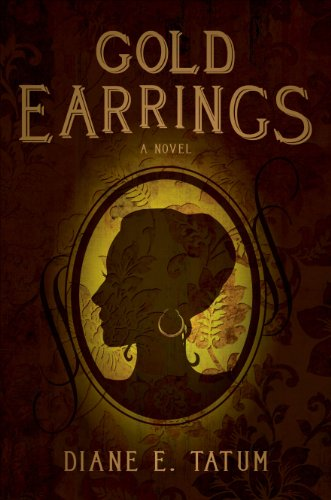 Book Cover - Gold Earrings