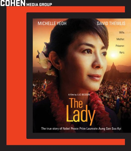 The Lady [Blu-ray] DVD