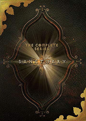 Sanctuary: The Complete Series DVD