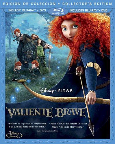 Brave [Blu-ray] DVD