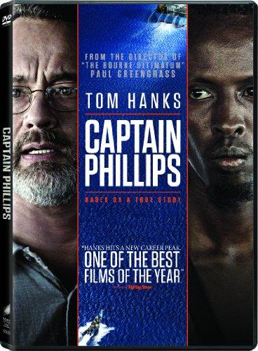 Captain Phillips  DVD