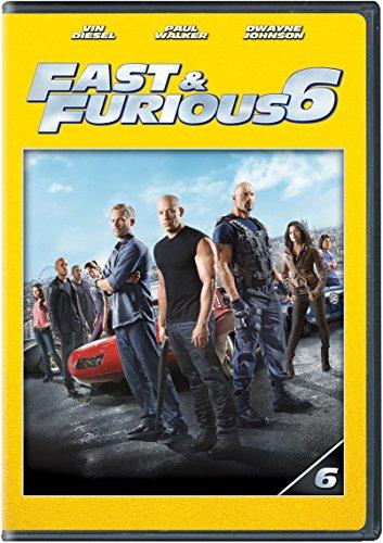 Fast & Furious 6 DVD