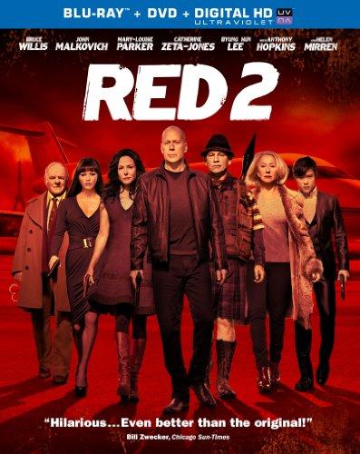 Red 2 [Blu-ray] DVD