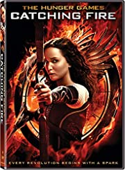 Hunger games, the - catching fire