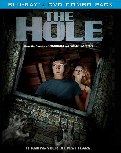 The Hole BD Combo [Blu-ray] DVD