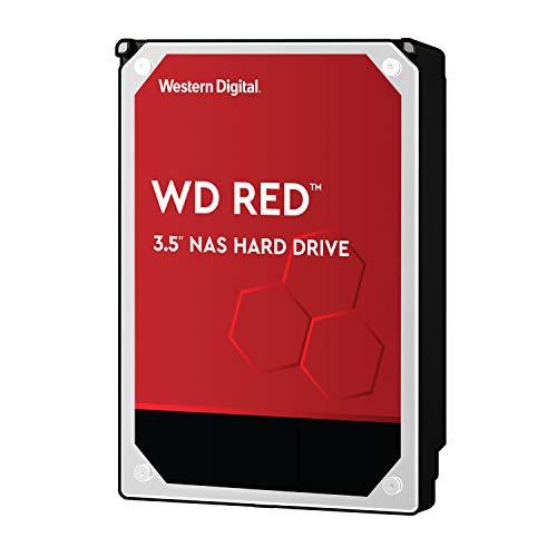 WD HDD 内蔵ハードディスク 3.5インチ 3TB Red WD30EFRX / IntelliPower / SATA3.0