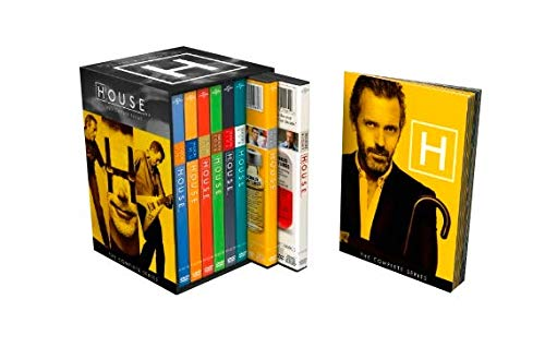 House, M.D.: The Complete Series DVD