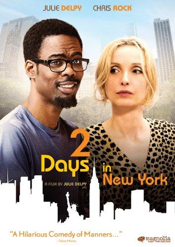 2 Days in New York DVD