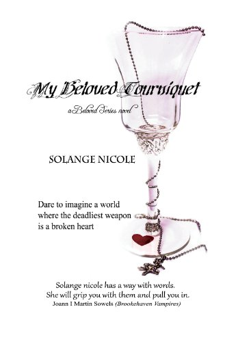 Book Cover - My Beloved Tourniquet