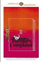 Portnoy's Complaint [1972 film] by Ernest…
