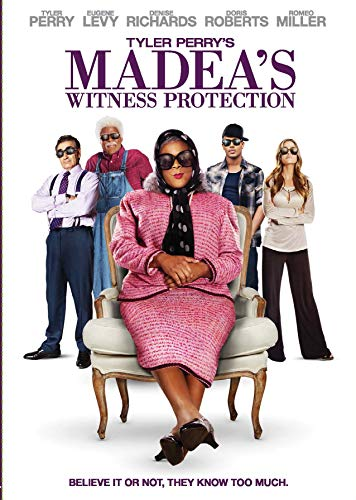 Tyler Perry's Madea's Witness Protection DVD