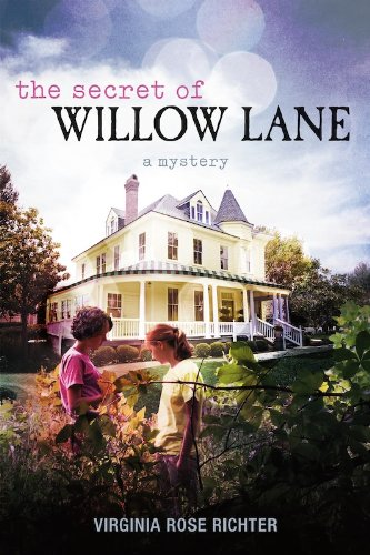 Book Cover - The Secret of Willow Lane